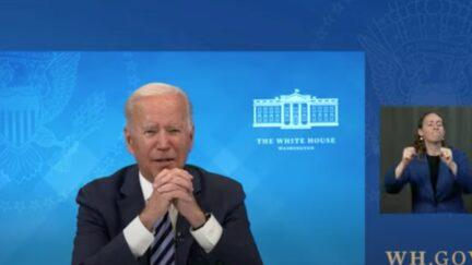 Biden pre-Rosh Hashanah call with Jewish leaders