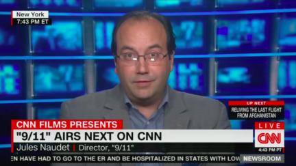 Gedeon Naudet reflects on rare 9/11 footage