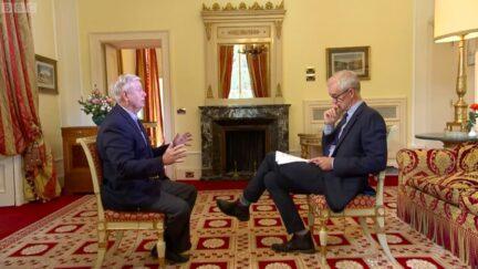 Lindsey Graham interviewed on BBC