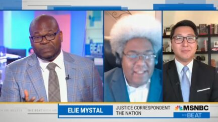 Elie Mystal explains Republican opposition to the 1/6 committee
