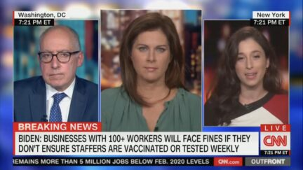 cnn panel re new biden covid policies