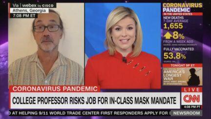 UGA Prof. Joseph Fu on CNN
