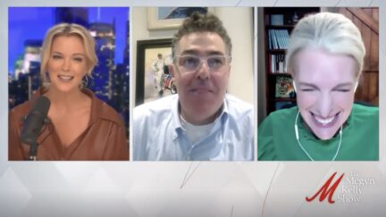 Megyn Kelly discusses Madonna's VMA appearance with Janice Dean and Adam Carolla