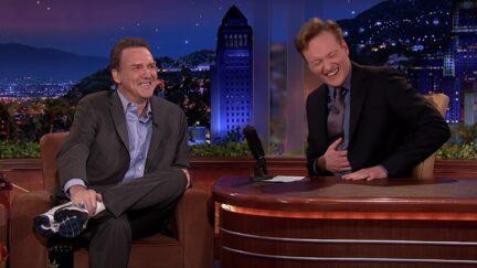 Norm Macdonald on Conan O'Brien's show