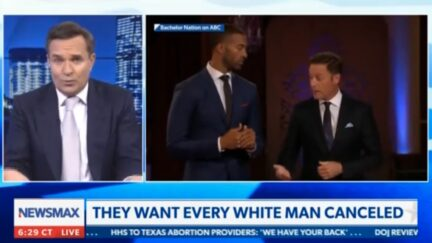 Greg Kelly says White men are being canceled