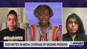 Joy Reid calling out the media for selective attention to Gabby Petito case