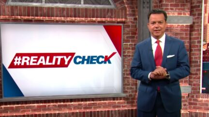 John Avlon hosts Reality Check on CNN