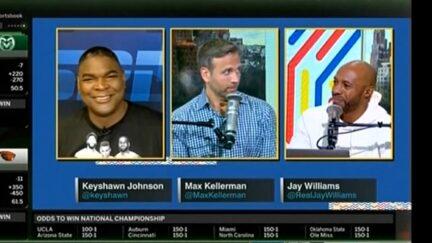 Max Kellerman makes his morning radio debut for ESPN