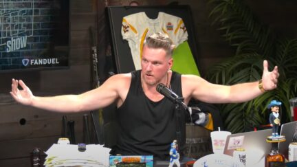 Pat McAfee excited about Jeff Bezos potentially buying the Denver Broncos