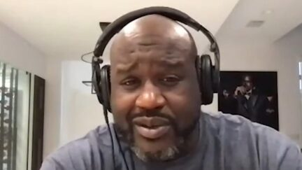 Shaquille O'Neal blasts celebrities for being crazy