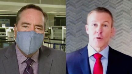 United CEO Scott Kirby on Firing 593 for Refusing Vaccine