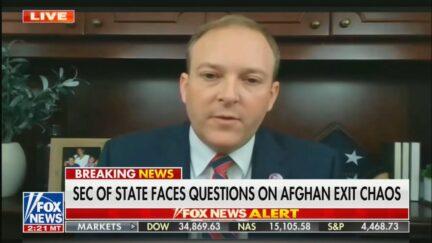 Rep. Lee Zeldin (R-NY) slams Blinken during hearing on Afghanistan