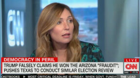 Amanda Carpenter Tears Into GOP Over the Big Lie
