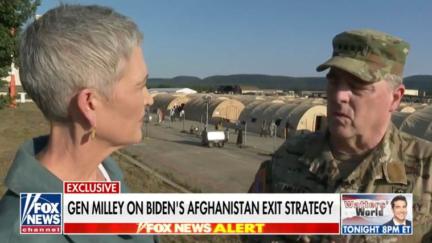 Jennifer Griffin interviews General Mark Milley