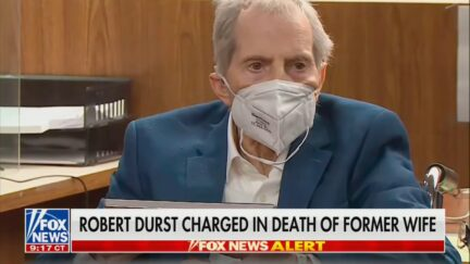 Robert Durst Charged With Murder of First Wife