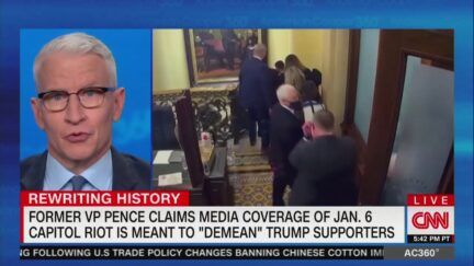 Anderson Cooper on Mike Pence Downplaying 1/6