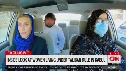 Clarissa Ward on Women's Rights in Afghanistan