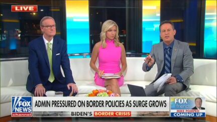 Fox & Friends Warns about Undocumented Minors