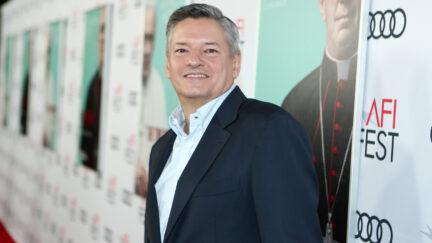 Netflix CEO Ted Sarandos
