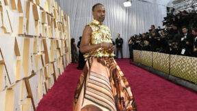 Billy Porter at 92nd Annual Academy Awards - Red Carpet