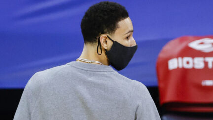 Ben Simmons may have faked Covid exposure during NBA Playoffs
