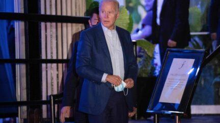 Joe Biden Unmasked