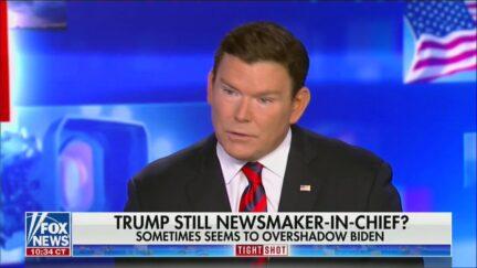 Bret Baier: Trump 'Broke the Media'