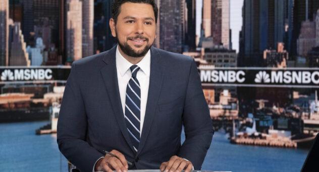Ayman Mohyeldin on MSNBC