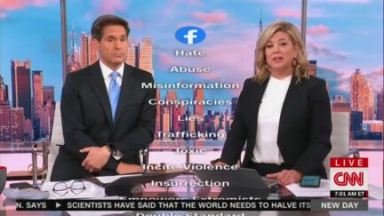 CNN's New Day Bashes Facebook