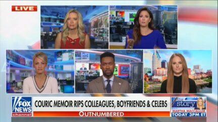 Fox News' 'Outnumbered' panel slams Katie Couric