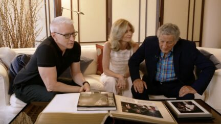 Anderson Cooper interviews Susan Crow, Tony Bennett for 60 Minutes
