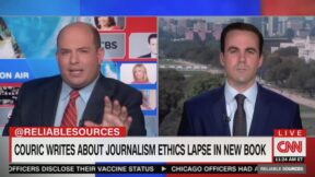 Brian Stelter, Robert Costa on CNN's Reliable Sources