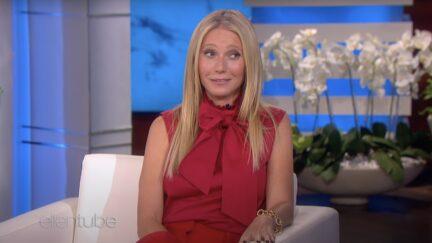 Gwyneth Paltrow on Ellen