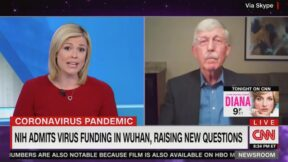 CNN's Pamela Brown interviews Dr. Francis Collins