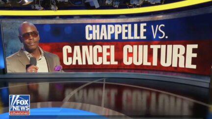 Fox News Dave Chappelle Cancel Culture