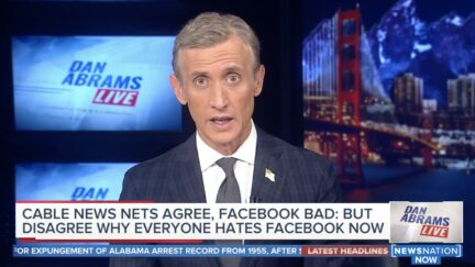 Dan Abrams: Networks Cant Agree Why Facebook is Evil