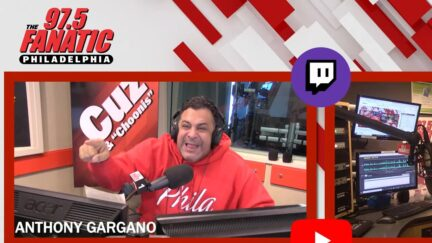 Anthony Gargano loses his mind over Ben Simmons drama