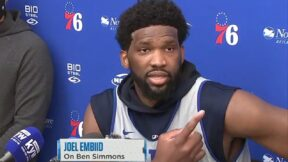 Joel Embiid rips Ben Simmons for getting kicked out of practice