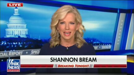 Shannon Bream Guest-Anchors Special Report