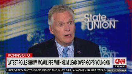 Terry McAuliffe on CNN's