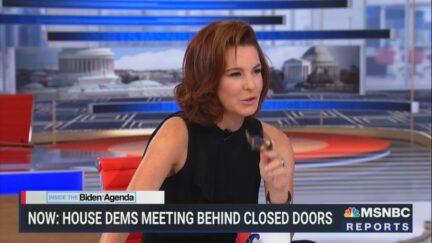 MSNBC's Stephanie Ruhle on Oct. 26