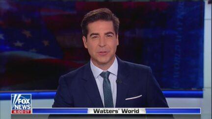 Jesse Watters on Fox News show Watters World