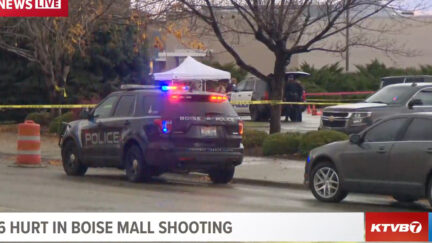 Shooting at Mall in Boise