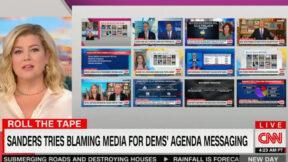 Brianna Keilar Dismisses Bernie Sanders Media Criticism