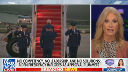 Kellyanne Conway: People Don't See Biden as Competent