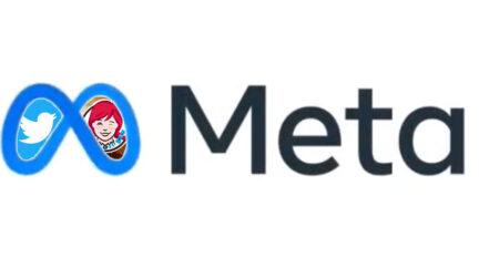 Wendy's and Twitter Mock Facebook 'Meta'