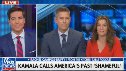 Rachel Campos-Duffy Says Columbus a Victim of Cancel Culture